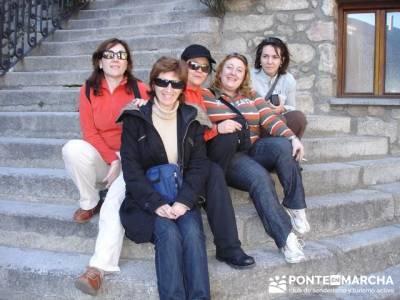 Mogarraz - Sierra de Francia; madrid alrededores excursiones; club montañismo madrid